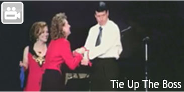 Tie Up the Boss Video
