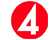 Four TV Logo